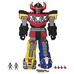 Imaginext Power Rangers Morphing Megazord @ Tesco - £29.00