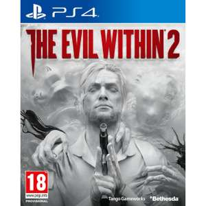 Evil within 2 ps4 £10 @ AO