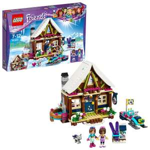 LEGO Friends 41323 Snow Resort Chalet half price £20 at Amazon