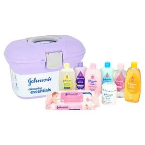 Johnson's Baby Skincaring Essentials Box £19.99 @ superdrug