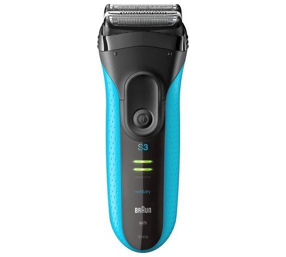 Braun Series 3 3040s Wet & Dry Shaver for £49.99 Free C&C @ Argos