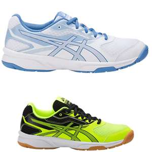 Asics Women's or Men's Upcourt 2 Trainers £28.80 / Kids UPCOURT 2 GS Trainers £22.50 w/code + Sale @ Asics - Free delivery & returns (More in OP)