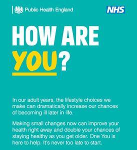 Free Nhs Health Check ( 40 - 74 ) @ NHS