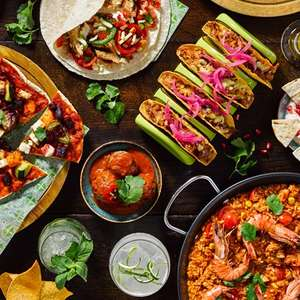 50% of Food With New Click & Collect @ Chiquito