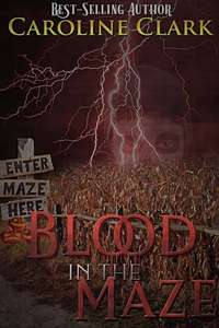 Blood In The Maze by Caroline Clark ebook