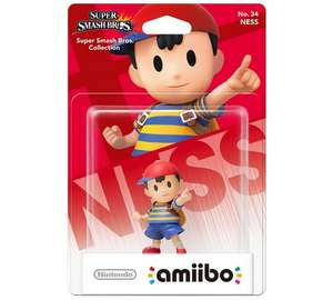 Amiibo Back in Stock for Delivery from £3.99 at Argos