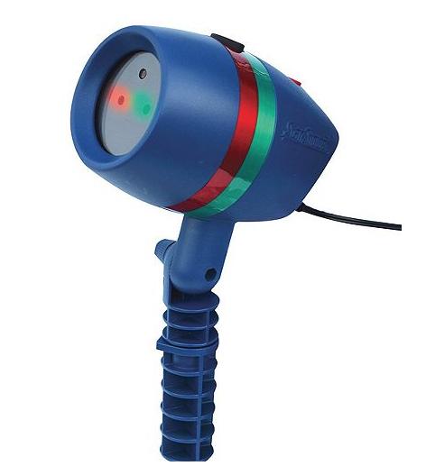 JML Star Shower Moving LED Landscape Moving Light Projector System £20 Tesco Direct free c & c