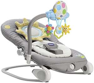 Chicco Balloon Baby Bouncer, Dark Grey - £35.00 @ Amazon