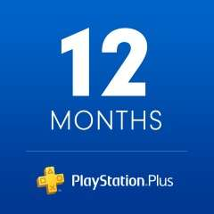 PS Plus 12 Month Membership Only £30.05 using PSN £35 credit during Days of Play Sale @ Electronic First