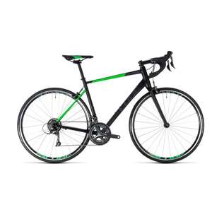 15% off 2018 Road, Mountain and Kids bikes w/code -  Cube Attain Road Bike 2018 £511.65 @ Tweeks w/code