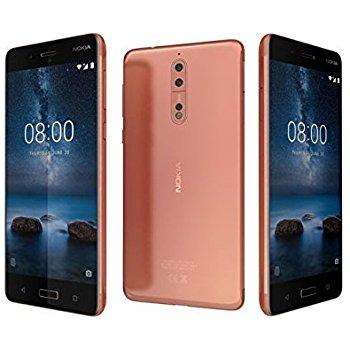 Nokia 6 (2017 version) in Copper - Refurbished Grade A/Pristine - 32GB/3GB Memory, SD430 Processor, 5.5in HD Screen, 16MP Rear Camera - £129.97 @ Laptops Direct