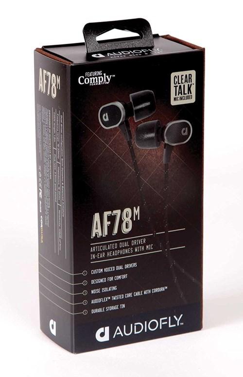 AudioFly AF78 In-ear headphones £39.99 @ HMV