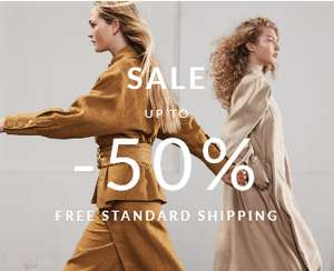 Massimo Dutti UK Sale up to 50% off