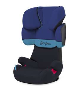 CYBEX Solution X, Toddler Car Seat Group 2/3, Blue Moon - Navy Blue £69.95 @ AMAZON