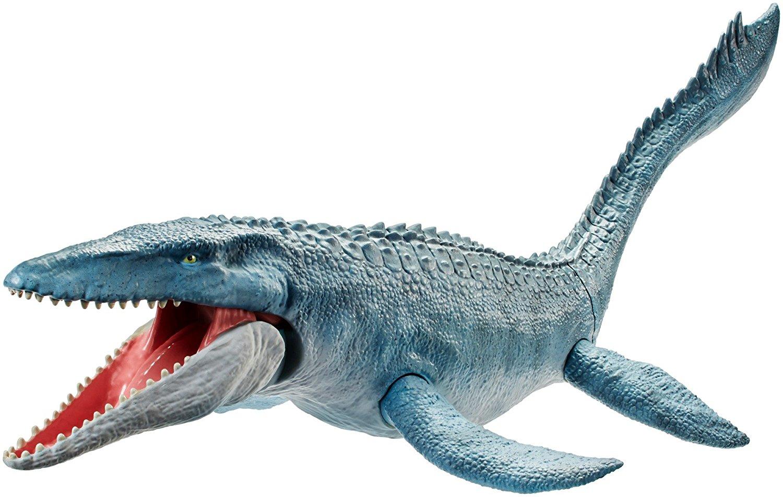 Mattel Jurassic World Real Feel Mosasaurus (Back order 24th June) £32.69 @ Amazon