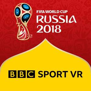 BBC Sport VR - 2018 FIFA World Cup Russia™now on PSN Store for PSVR!