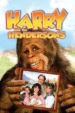 Harry and the Hendersons (HD) £3.99 @ itunes