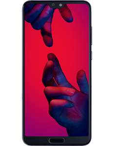 Huawei P20 Pro Sim Free 128gb (all colours) £669 at CPW