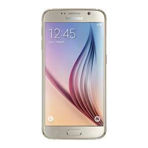 Refurb Samsung Galaxy S6 Gold 32Gb Unlocked Grade: Good £127.99 with code at Music Magpie + TCB 6%