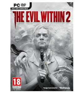 [PC] The Evil Within 2 - £9.99 - Game/Amazon