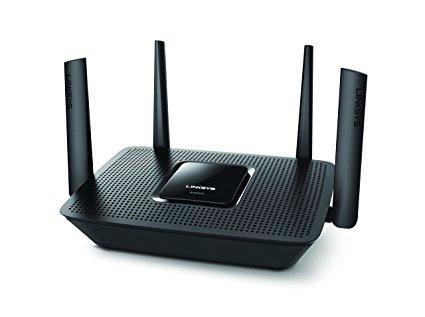 Linksys EA8300 Max-Stream AC2200 Simultaneous Tri-Band Wi-Fi Broadband Router. £49.98 @ Amazon