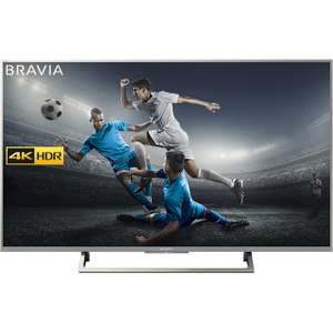"Sony KD49XE8077SU 49"" Smart 4K Ultra HD HDR TV - £469.00 / LG 49UJ670V 49"" Smart 4K Ultra HD TV with HDR - £399.00 - AO"