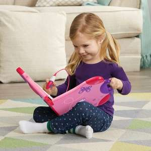 Leapfrog Interactive Learning System Pink @ Tesco direct with free click and collect for £20, available to order at point of posting