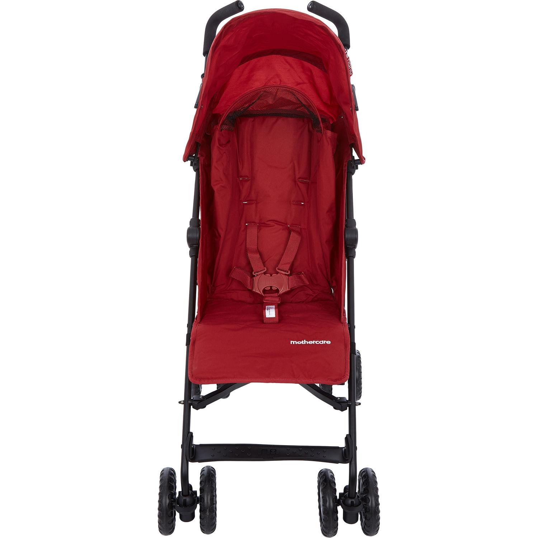 Mothercare Nanu stroller red stripe £24.99 TK Maxx + £1.99 c&c / £3.99 delivery