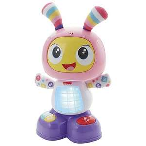 Fisher Price Dance & Move Beat Bo & Beat Belle for £16 in Tesco Direct with free Click & Collect, available to order at point of posting