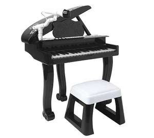 Carousel Let's Play Grand piano black Tesco Direct £11 free c and c