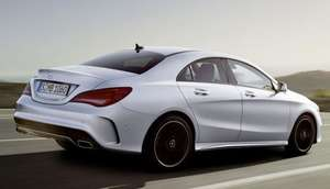 Mercedes-Benz Cla Class Coupe CLA 180 AMG Line 4dr £1834 deposit + 23 X £203.80 for personal customers at Select Car Leasing