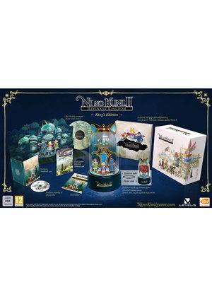 Ni No Kuni II: Revenant Kingdom: King's Edition + Special Swords Set DLC (PC) £59.85 Delivered @ Base
