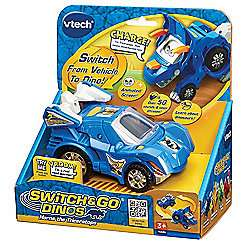 VTech Switch And Go Dinos Horns The Triceratops £7.50 Tesco Direct free c and c