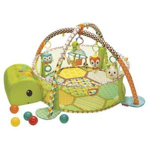 Infantino Activity Gym & Shape Sorting Ball Pit £30 Tesco Direct free c and c