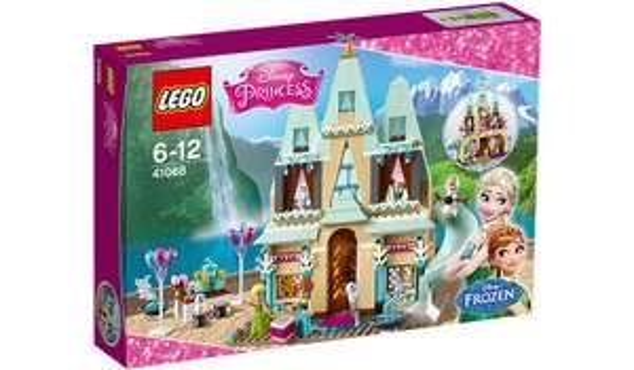 Lego Disney Princess 41068 Arendelle frozen castle celebration £33 @ Asda C+C
