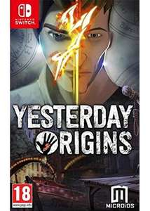 Yesterday Origins (Nintendo Switch) £19.85 Delivered @ Base
