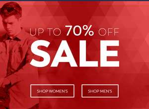 Summer SALE with up to 70% off throughout the store and online and extra 10%@ Trespass