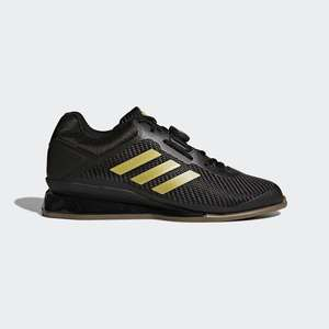 Adidas sale on weightlifting shoes. Includes: Leistung 16 II - £111.69 , Powerperfect 3 & Powerlift 3.1