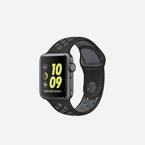 APPLE WATCH NIKE+ SERIES 2 OPEN BOX – £258.26 (38mm) / £279.30 (42mm) – (Non-open box £295.20 (38mm)/£319.20 (42mm)) at Nike Store