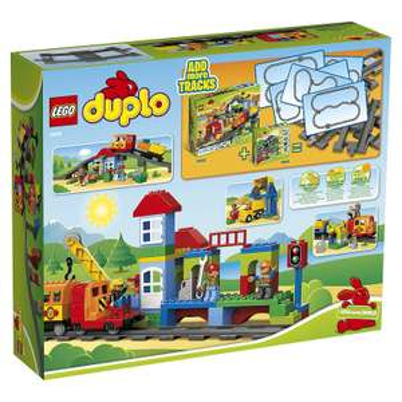 LEGO Duplo 10508 Deluxe Train Set £69.99 @ Amazon