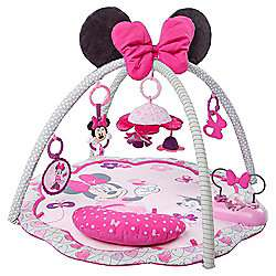 Disney Baby Minnie Mouse Garden Fun Activity Gym £35 Tesco Direct Free c and c