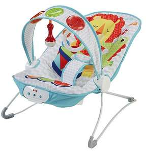 Fisher Price Kick & Play Piano Bouncer £29 Tesco Direct Free c and c