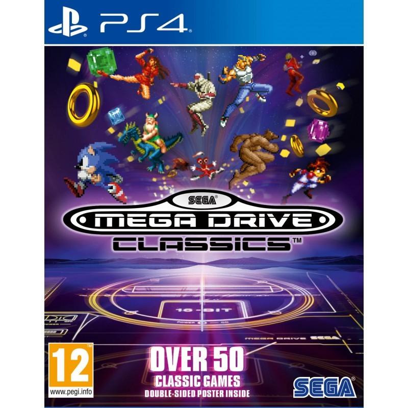 (PS4/Xbox One) SEGA Mega Drive Classics - £17.95 w/Code @ TheGameCollection