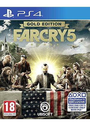 Far cry 5 gold edition ps4 £49.99 at base.com