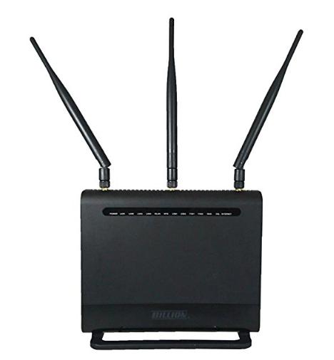 Billion AC1600 Dual Band Wireless VDSL/ADSL2+ Gigabit Modem Router £99.99 @ Amazon