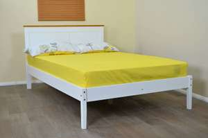 Single Small double and Double bed flash sale - from £69 @ Lakeland furniture