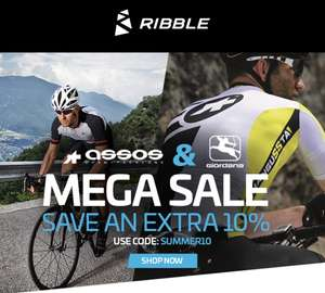 Ribble Cycles Assos and Giordana sale - Save extra 10% with code