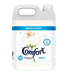 Comfort Pure Fabric Conditioner, 5 Litre, 166 Wash amazon prime&subscribe and save