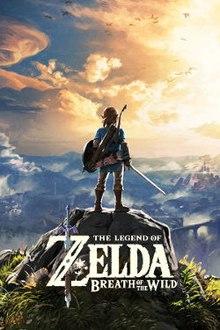 [Nintendo Switch] The Legend of Zelda: Breath of the Wild [Digital Code] - £33.87 - Amazon.com