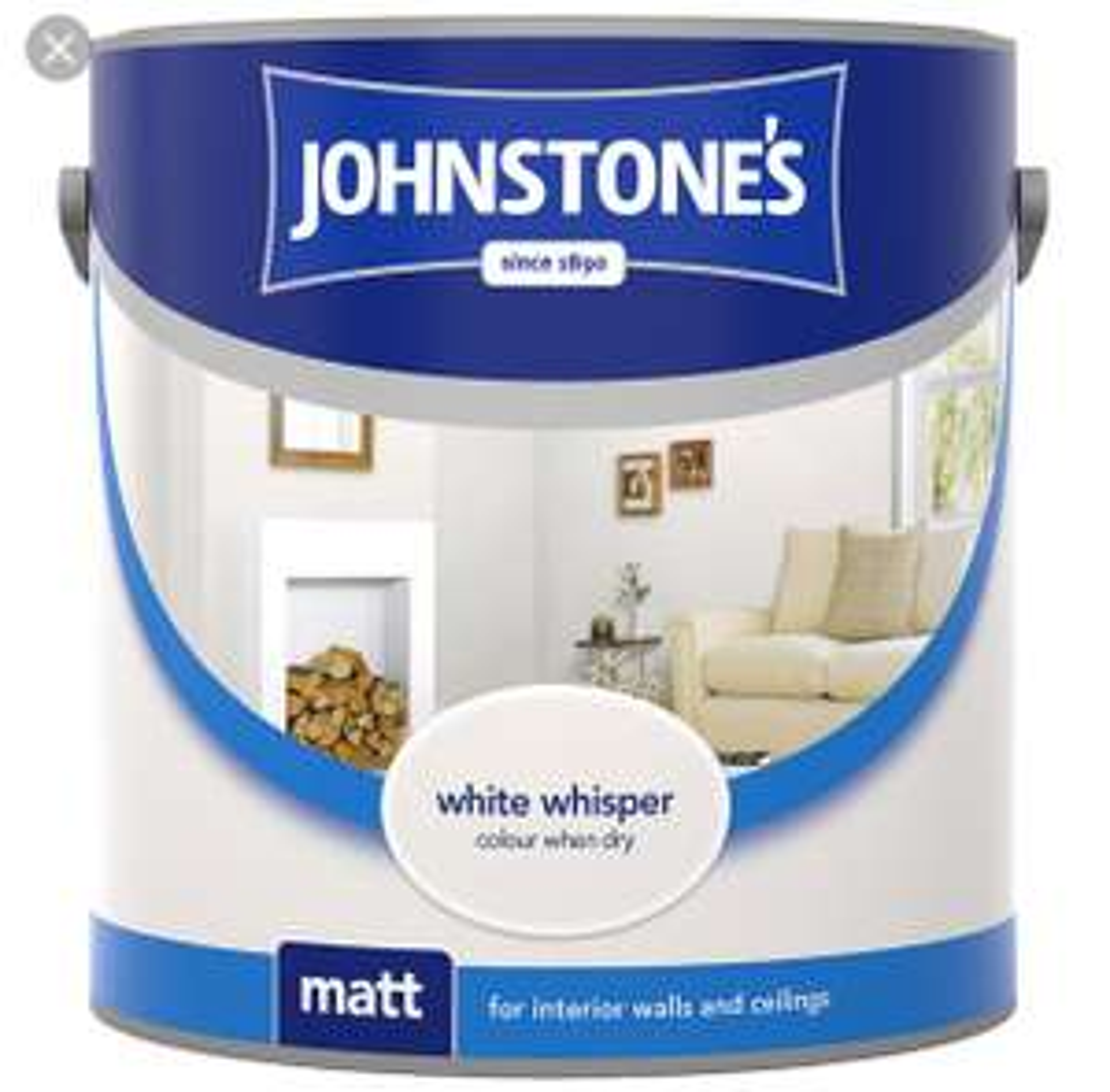 [Rollback] Johnstones 5 Litre Paint - Any colour £8 @ Asda